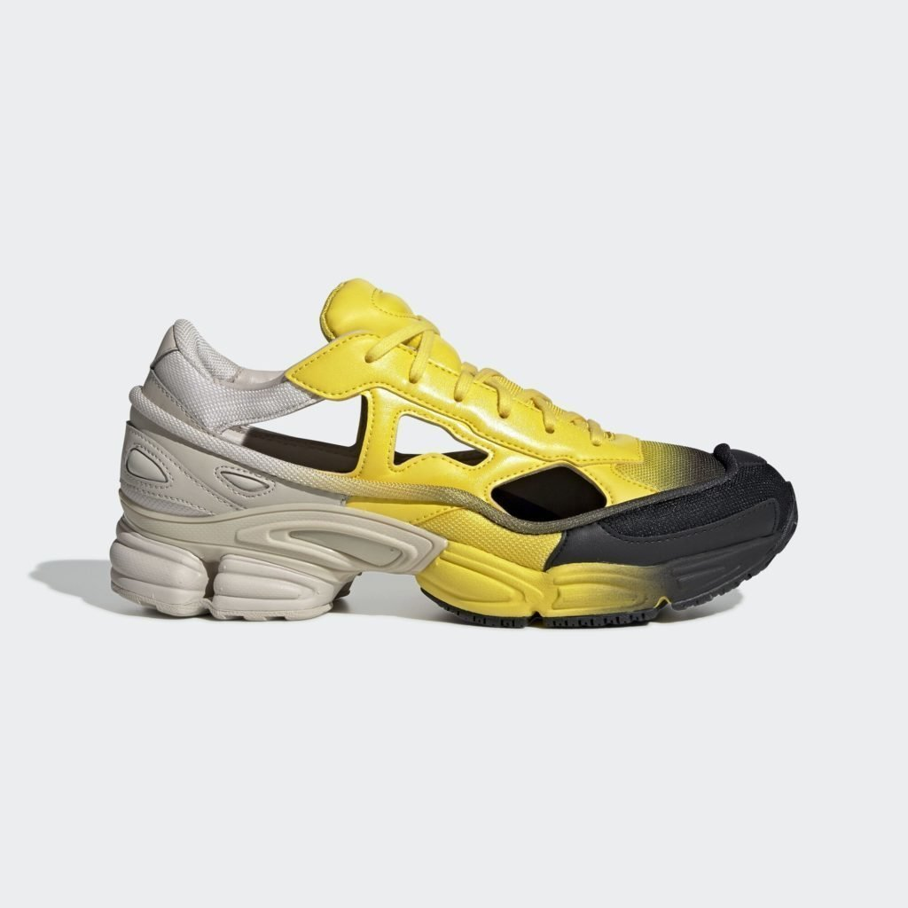 adidas Replicant Ozweego Raf Simons Clear Brown Yellow