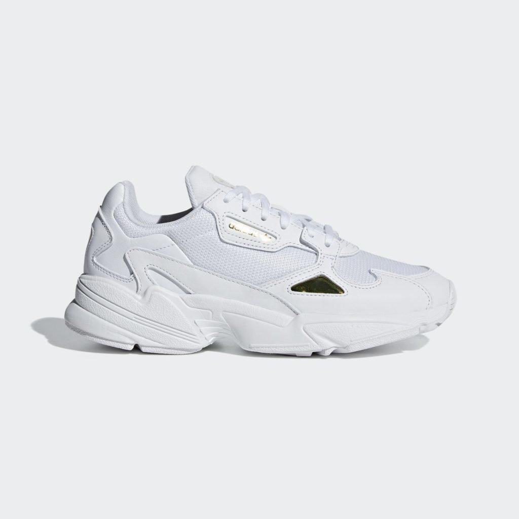 adidas Falcon Cloud White Gold Metallic (W)