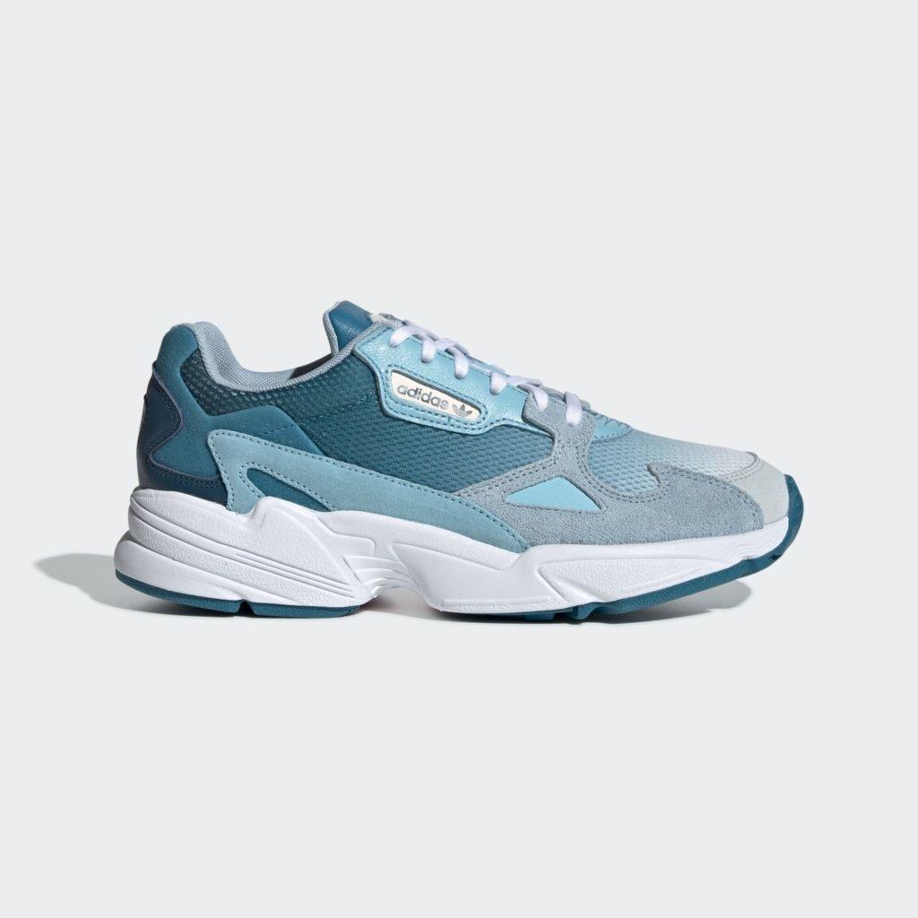 adidas Falcon Blue Tint Light Aqua (W)
