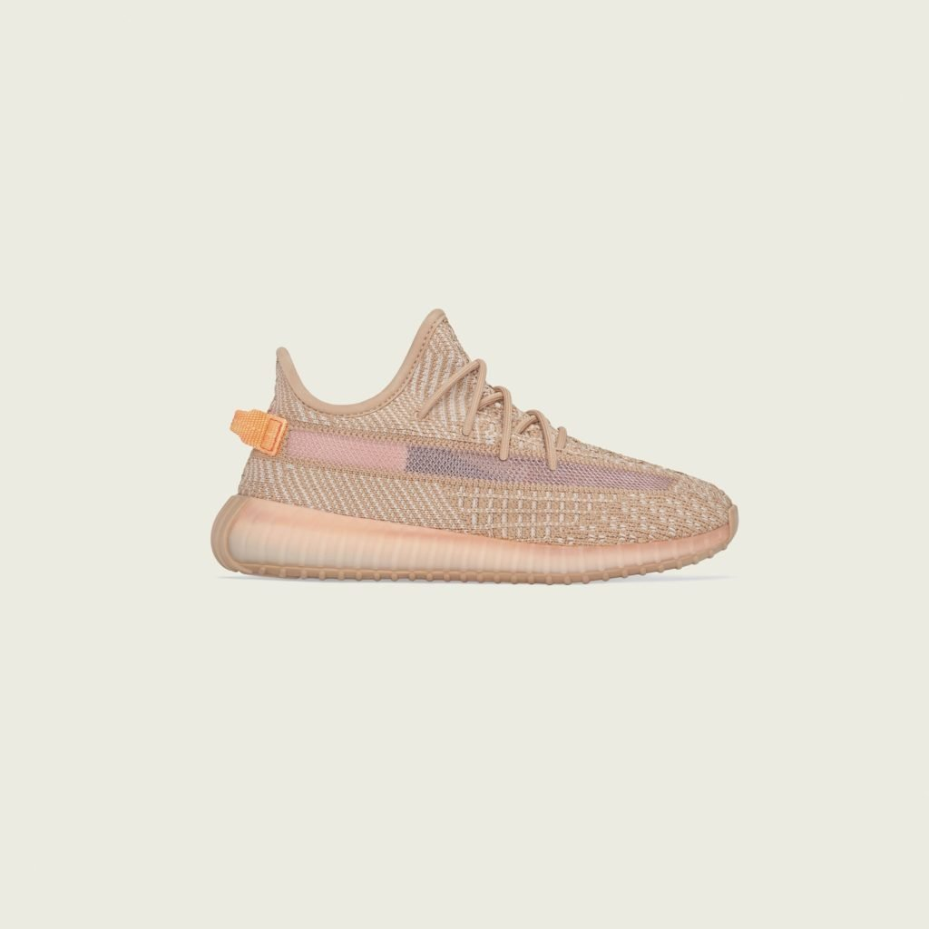 adidas Yeezy Boost 350 V2 Clay (Kids)