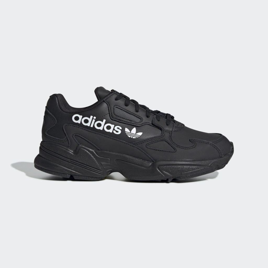 adidas Falcon Big Logo Black (W)