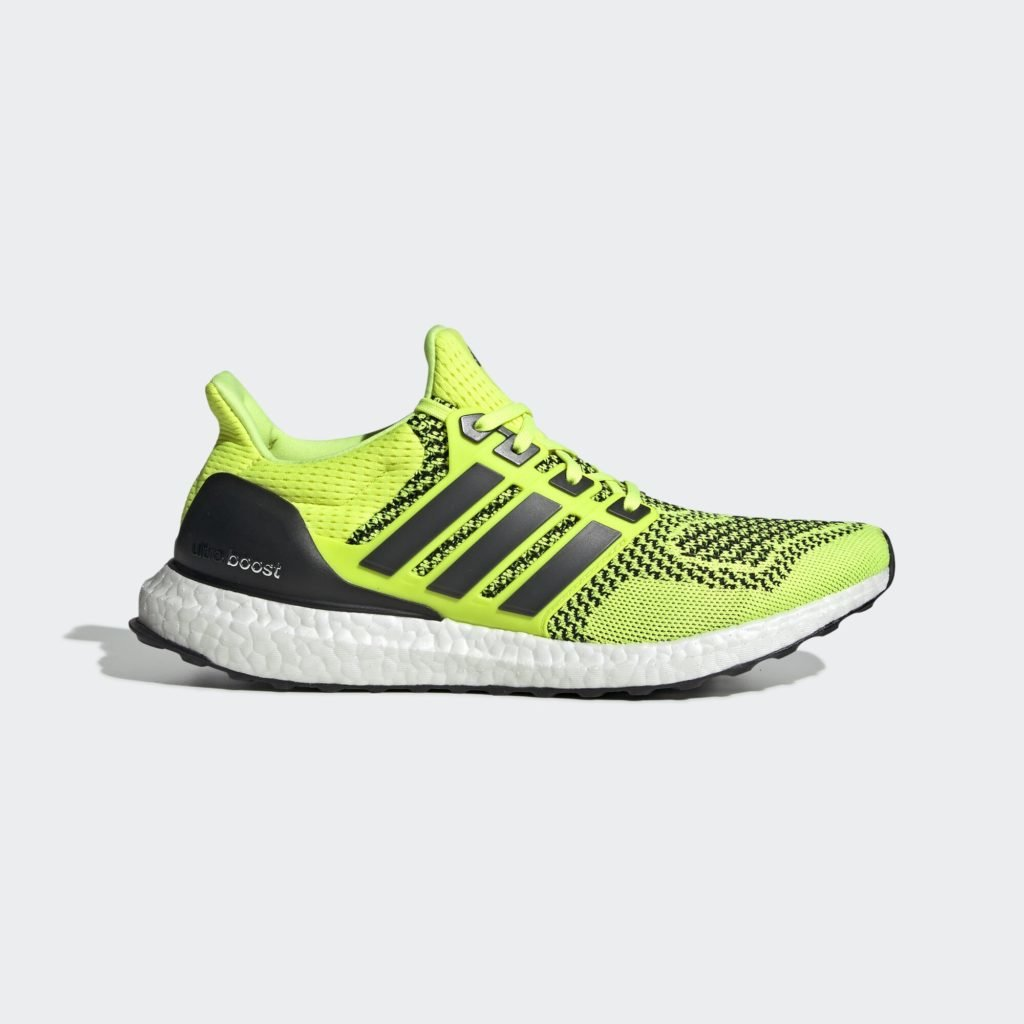 adidas Ultra Boost Solar Yellow (2019)