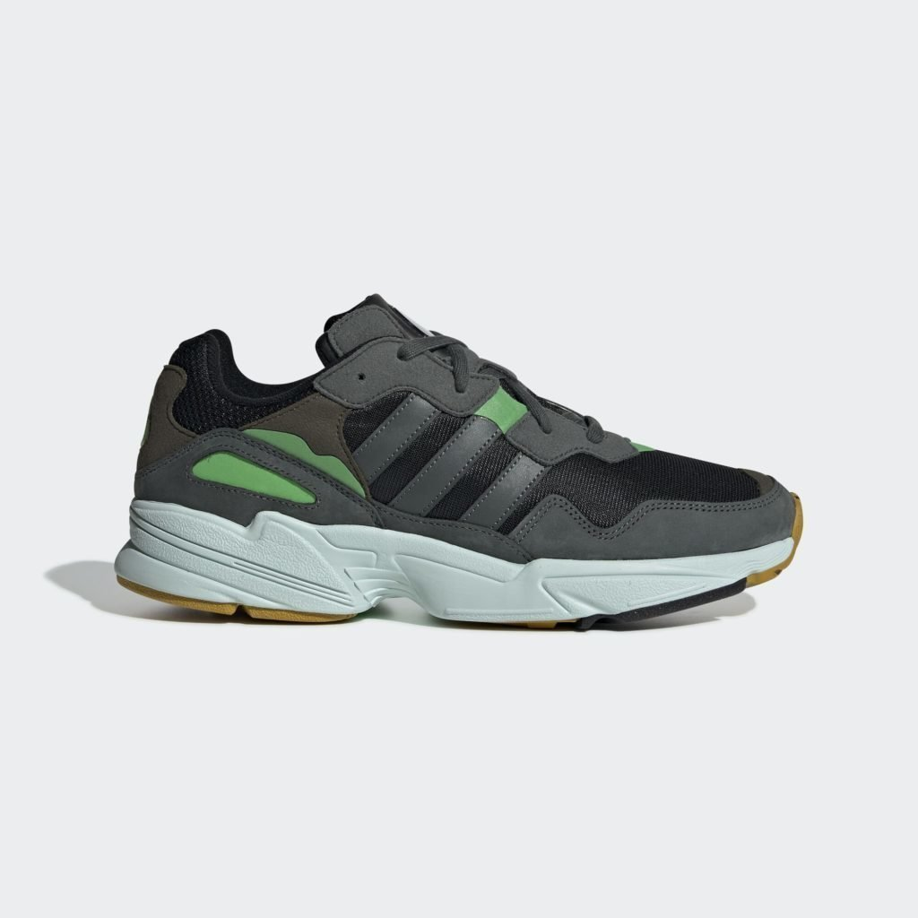 adidas Yung-96 Core Black Legend Ivy