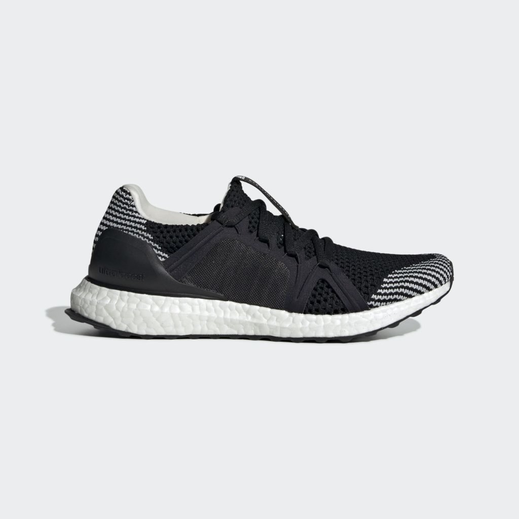 adidas Ultra Boost Stella McCartney Black White Granite (W)