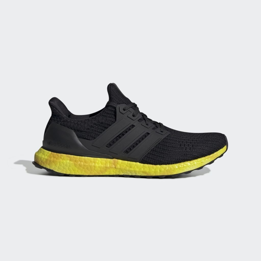 adidas Ultra Boost Colored Sole Yellow