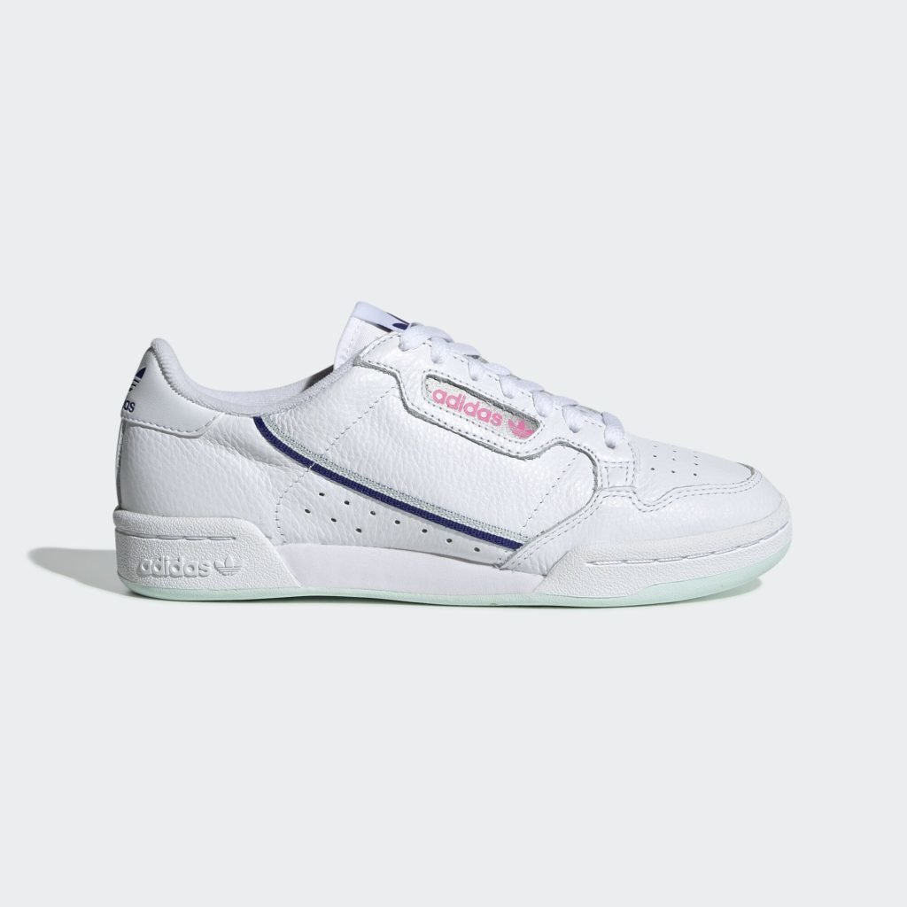adidas Continental 80 Cloud White Ice Mint (W)