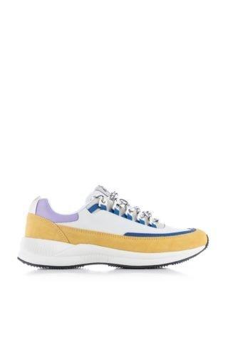 A.P.C. x Brain Dead Jay Sneakers Multicolor