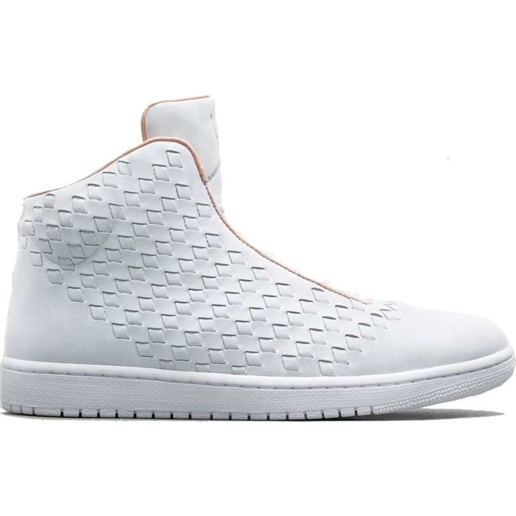 Jordan Shine White / Pure Platinum
