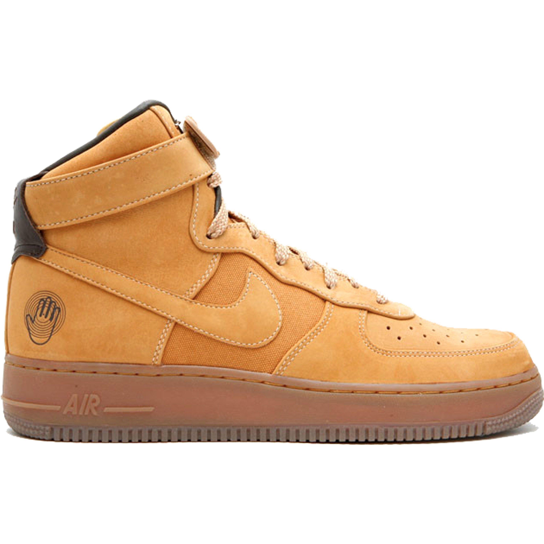 Nike Air Force 1 High Bobbito Mac n Cheese (318431-771)