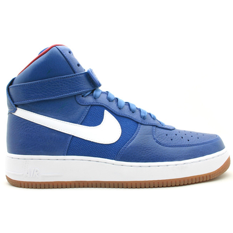 Nike Air Force 1 High Bobbito Puerto Rico Blue (318431-441)