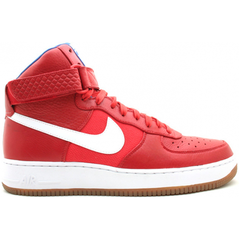 Nike Air Force 1 High Bobbito Puerto Rico Red (318431-661)