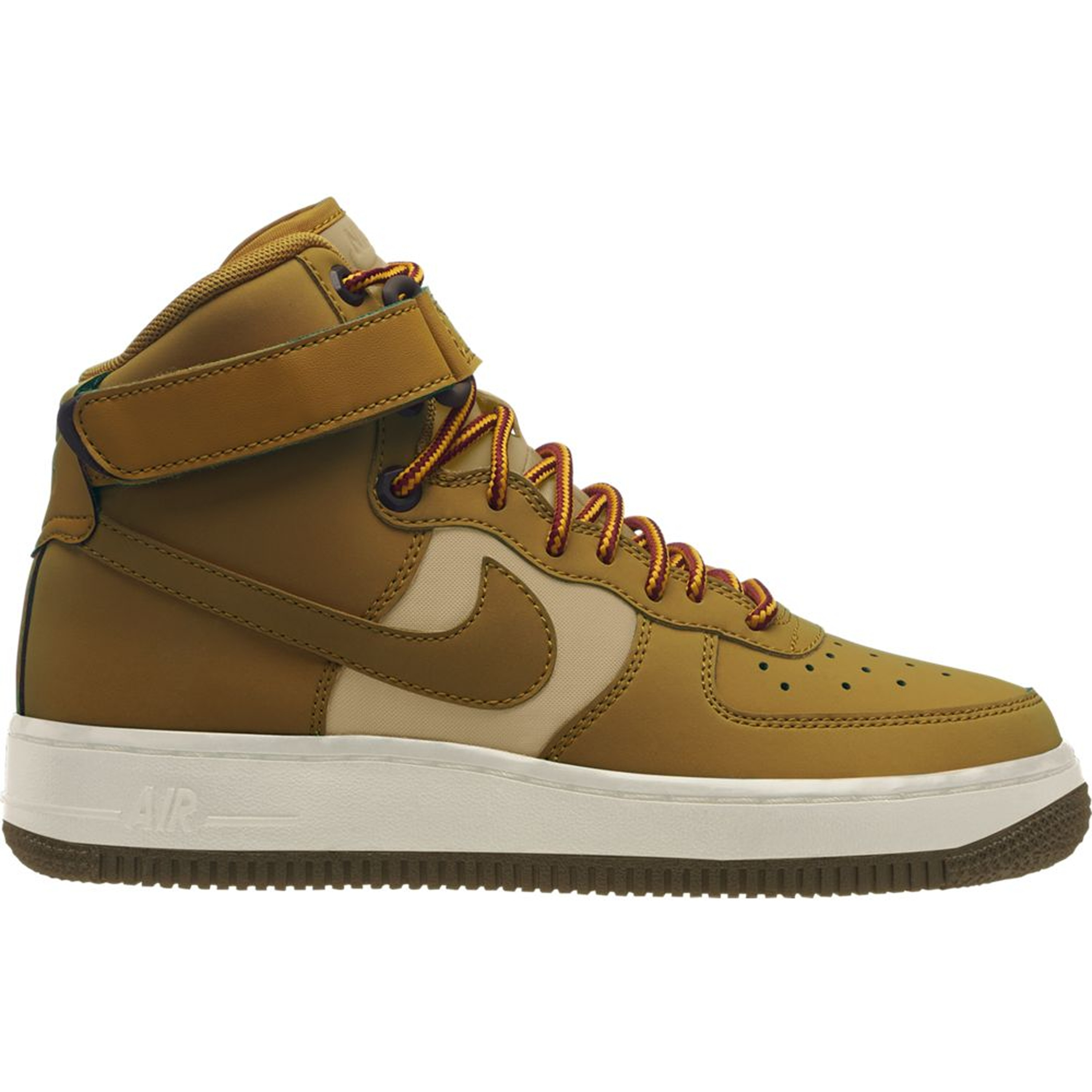 Nike Air Force 1 High Premier Beef and Broccoli Pack Wheat (GS) (AR0733-800)