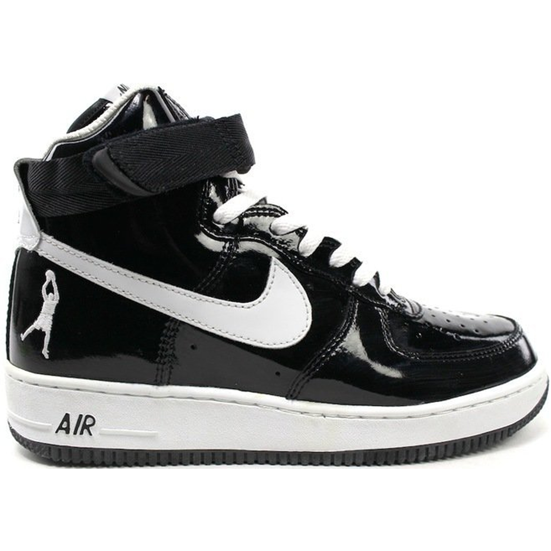 Nike Air Force 1 High Sheed Black Patent (302640-011)