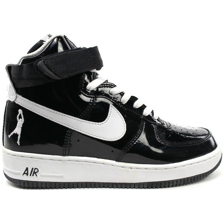 Nike Air Force 1 High Sheed Black Patent (302640 011)