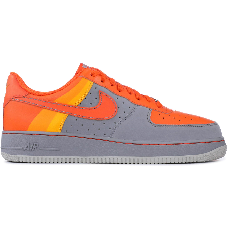 Nike Air Force 1 Low Barkley Pack Stealth Orange (317295-081)
