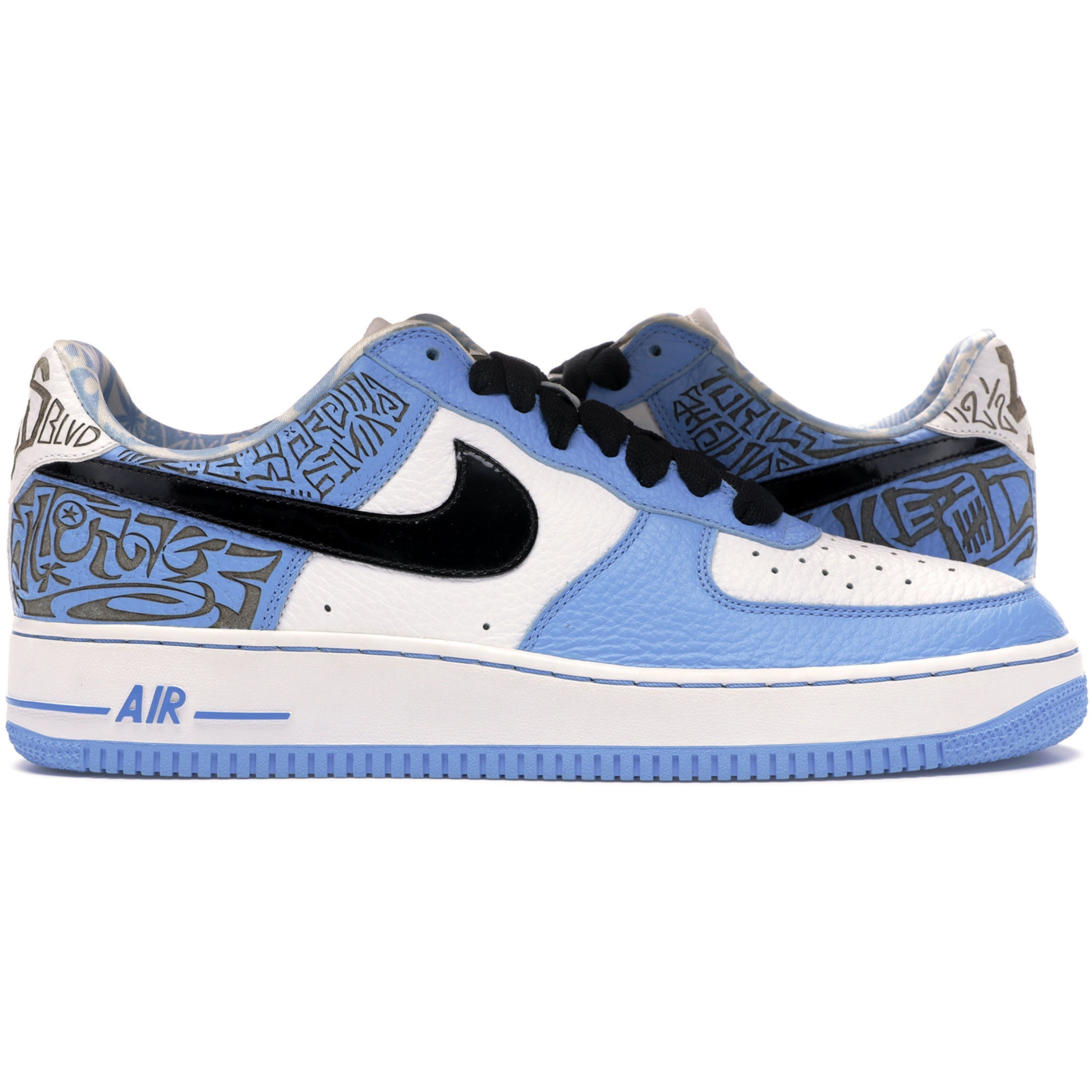 Nike Air Force 1 Low Entourage George (BMB490-M5-C1 FT)