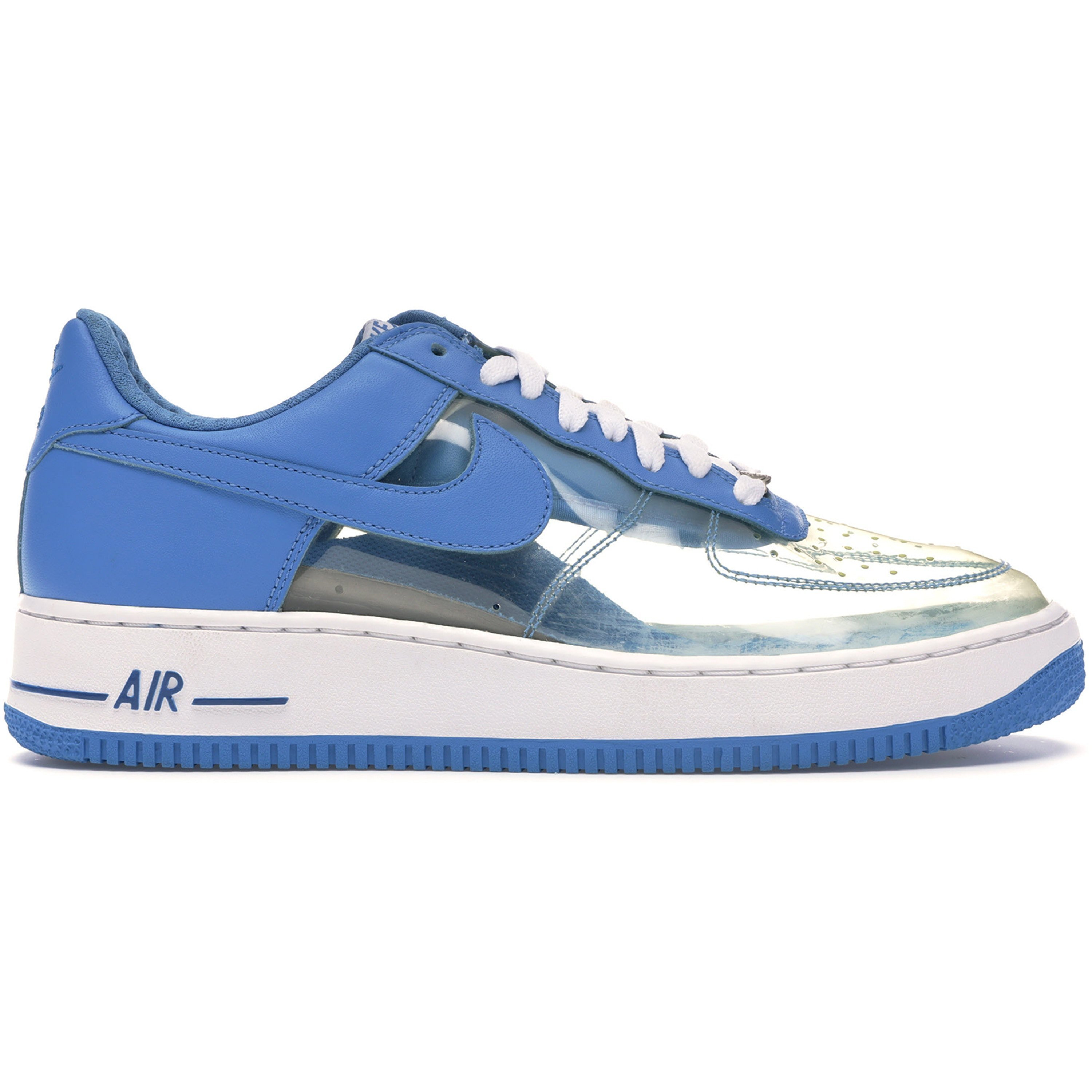 Nike Air Force 1 Low Fantastic 4 Invisible Woman (313641-941)