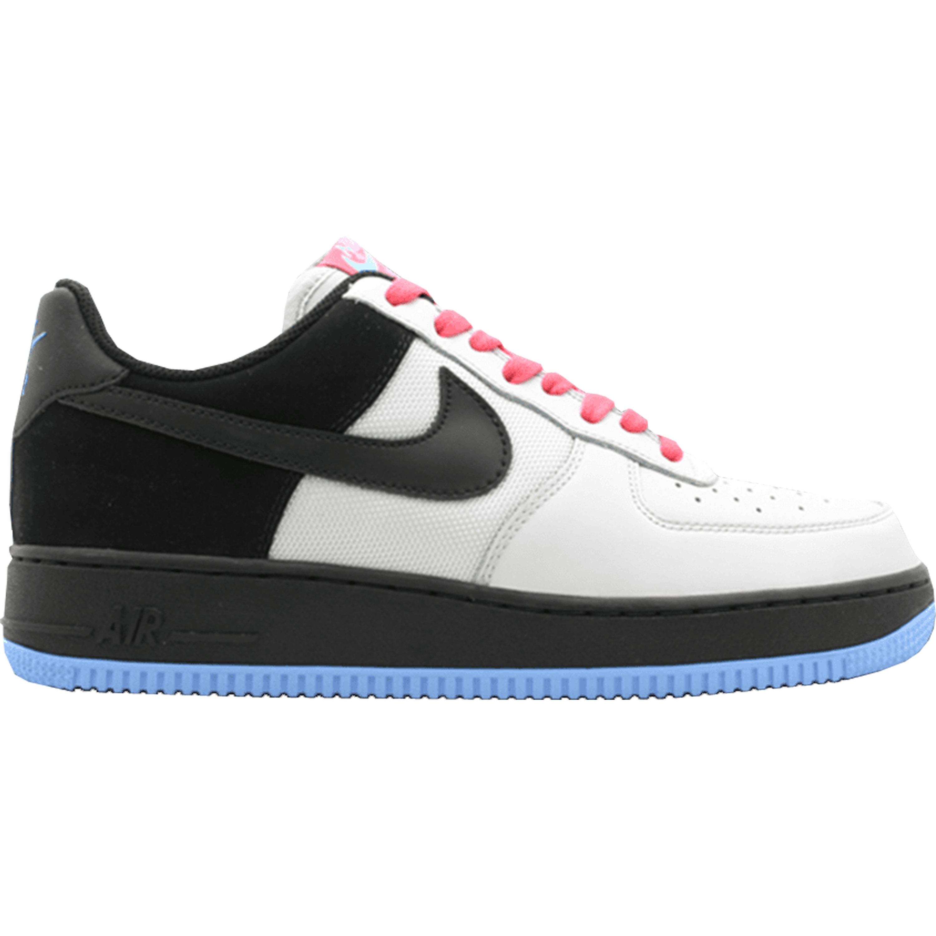 Nike Air Force 1 Low Grey Black Flamingo (315122-005)