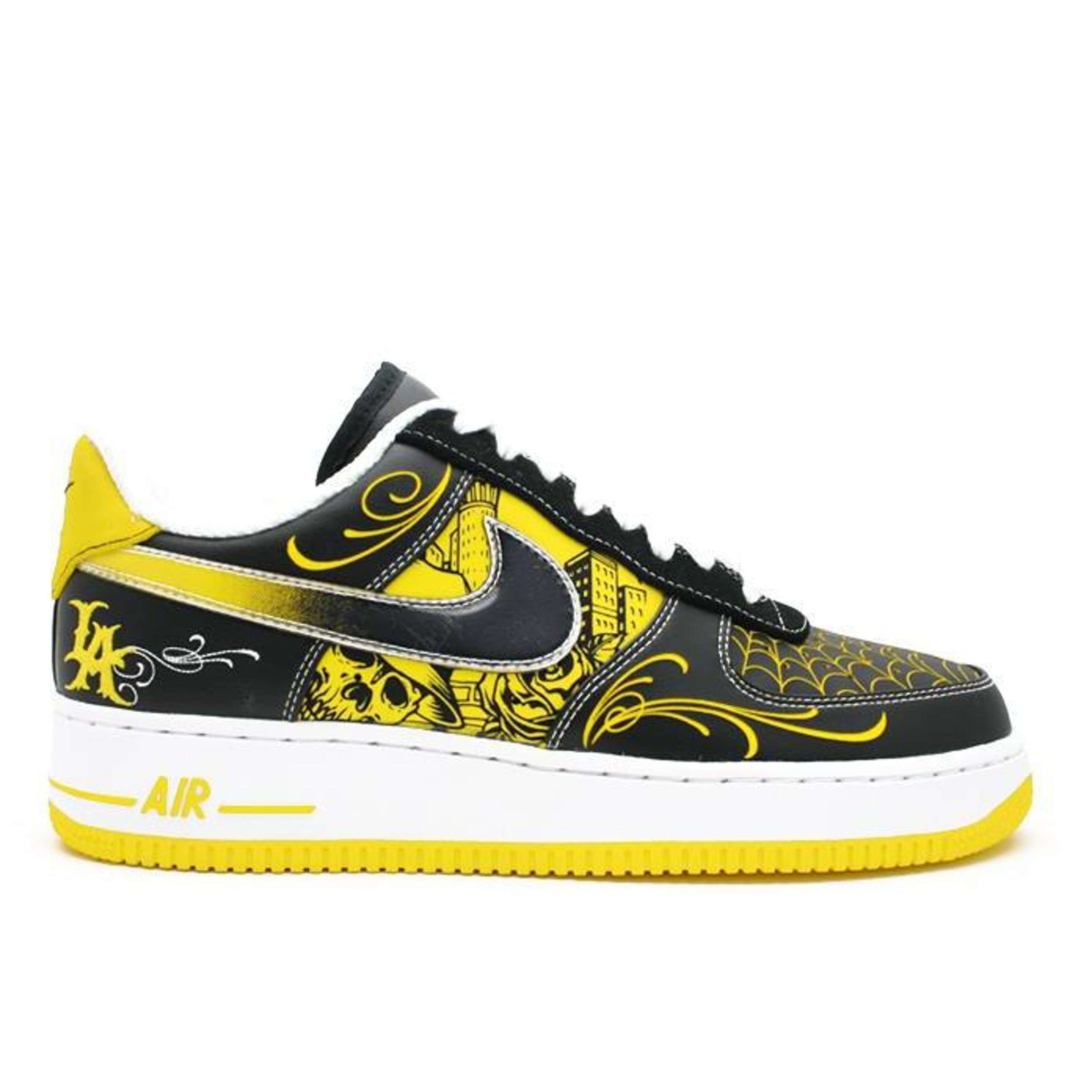 Nike Air Force 1 Low Mr. Cartoon Livestrong (378126-071)