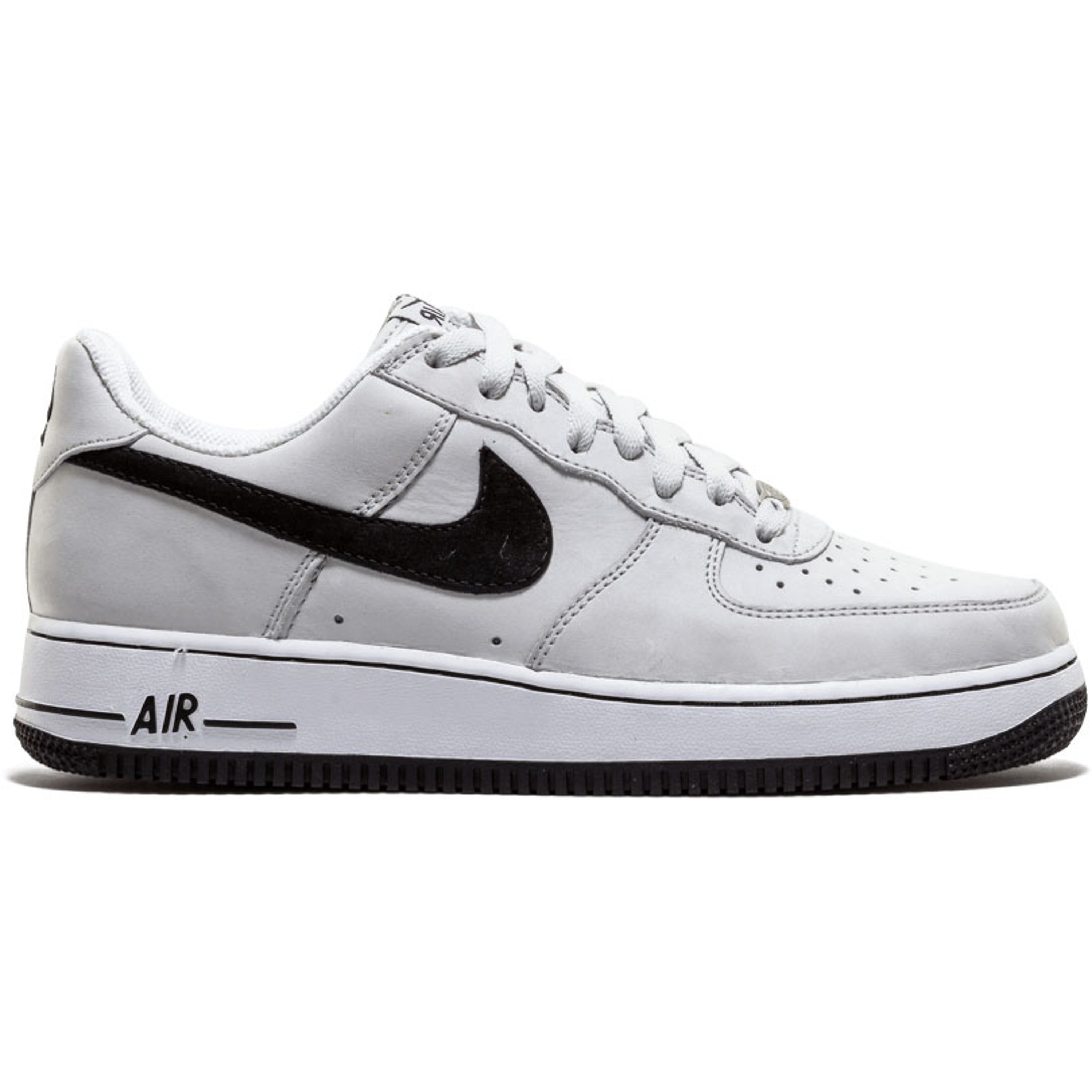 Nike Air Force 1 Low Neutral Grey Black White (306353-007)