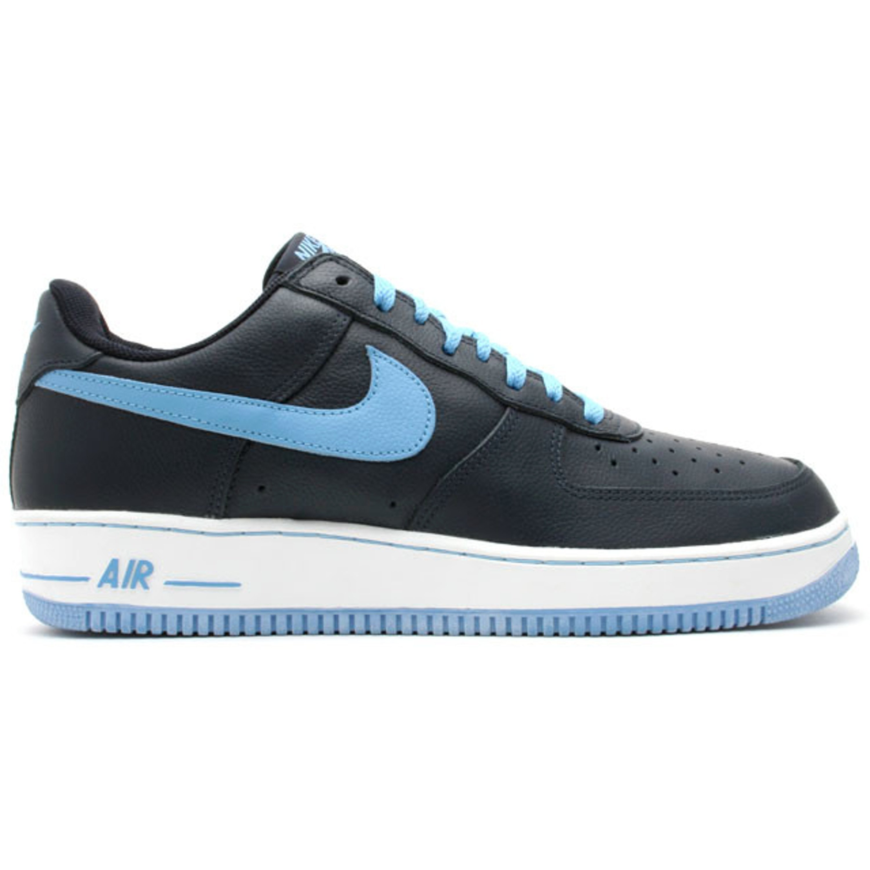 Nike Air Force 1 Low Obsidian Columbia Blue (624040-441)