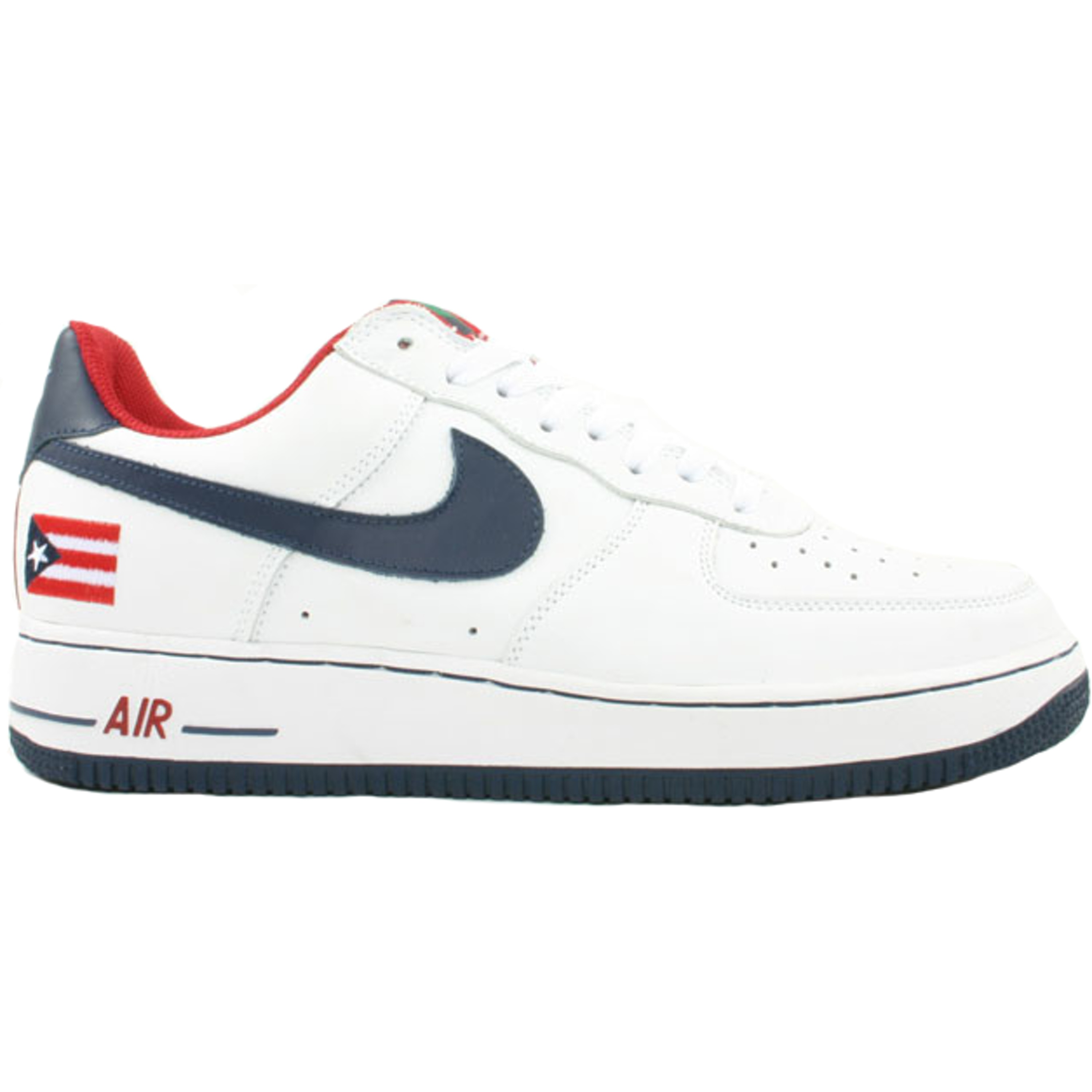 Nike Air Force 1 Low Puerto Rico 6th Edition (306353-146)