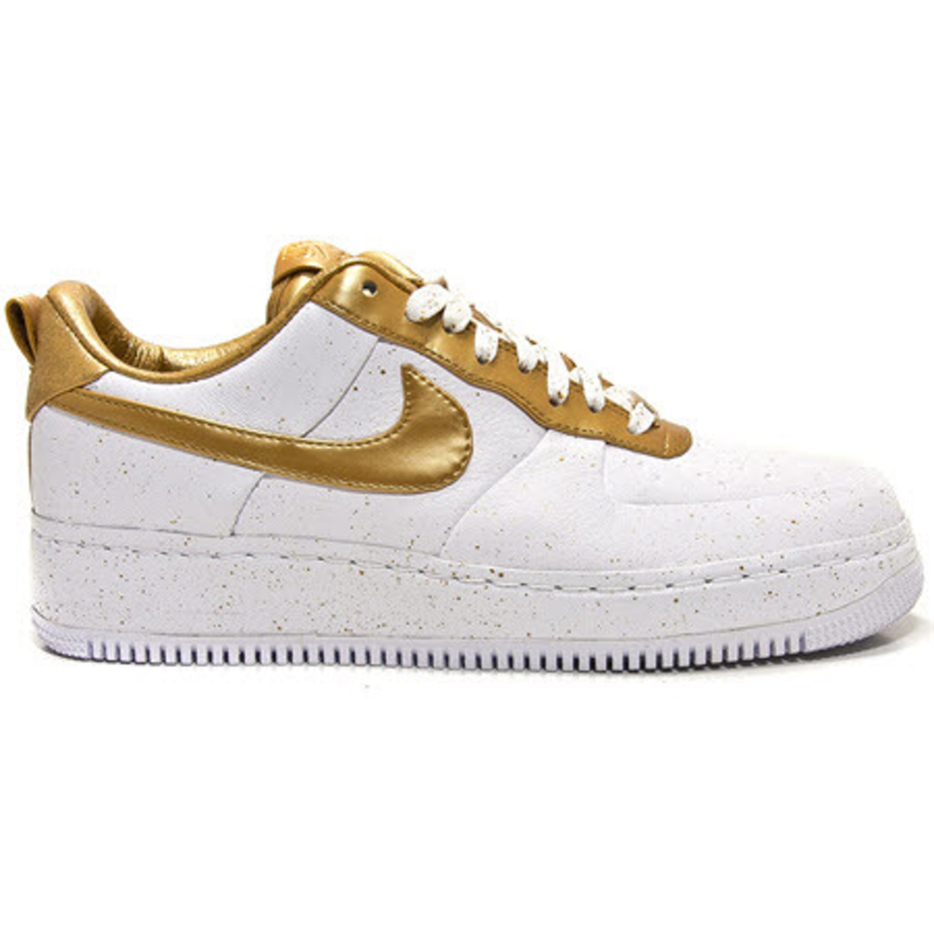 Nike Air Force 1 Low Supreme Gold Medal (516630-170)