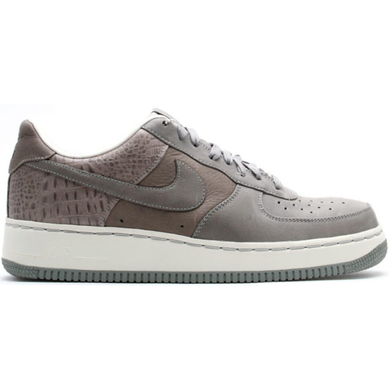 Nike Air Force 1 Low Supreme QK Grey (316133-002)