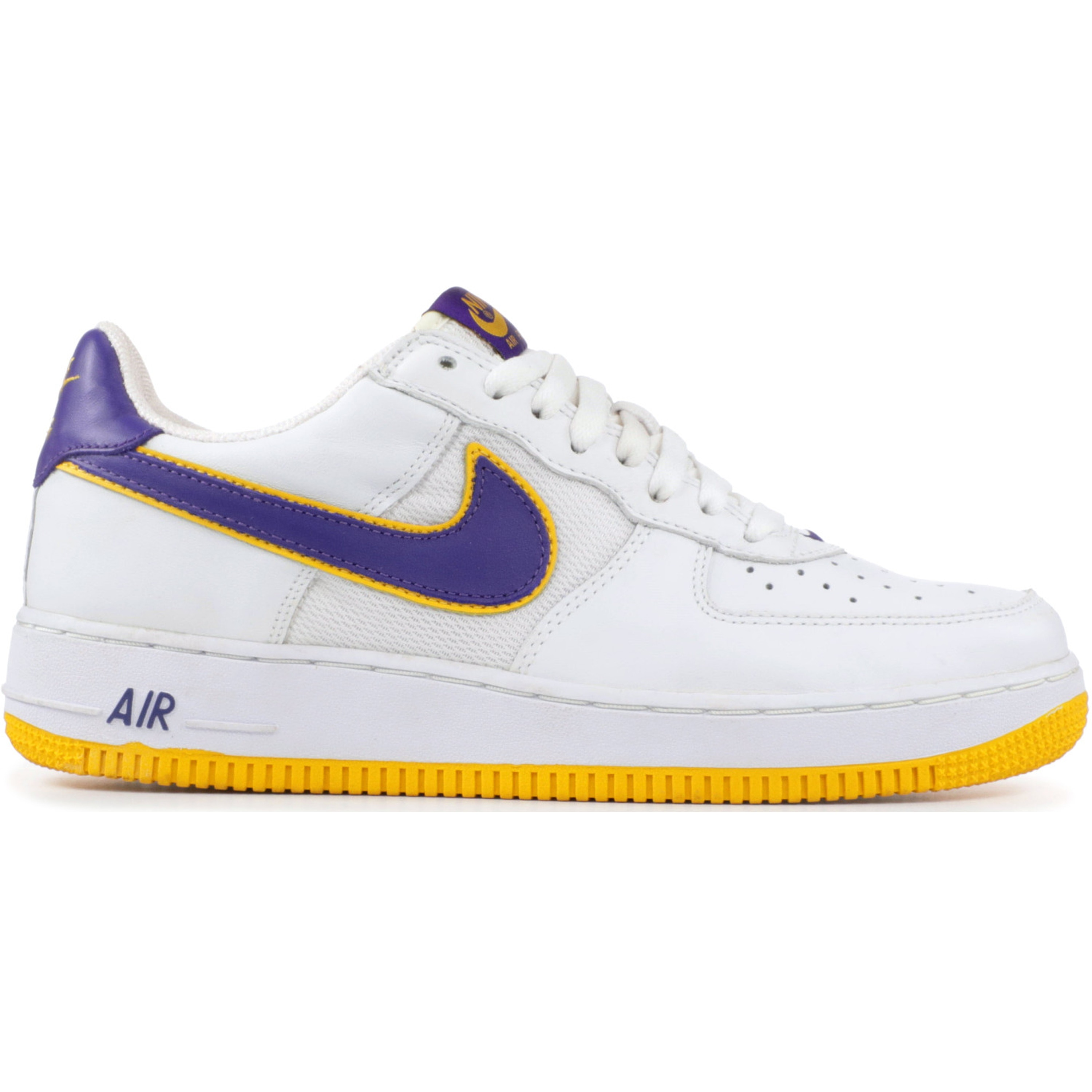 Nike Air Force 1 Low White Grape Ice Varsity Maize (306509-151)
