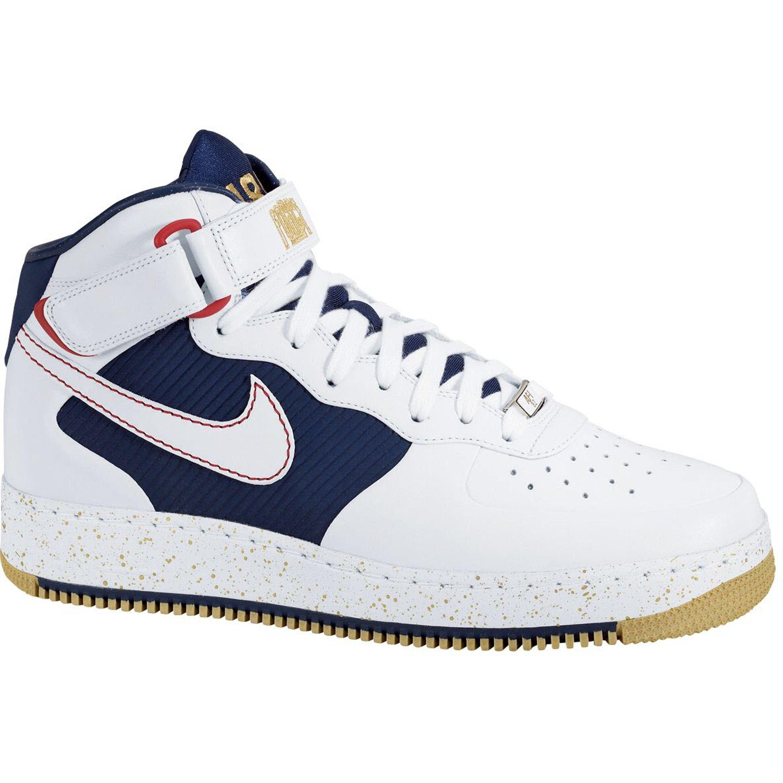 Nike Air Force 1 Mid Supreme Charles Barkley (317332-111)