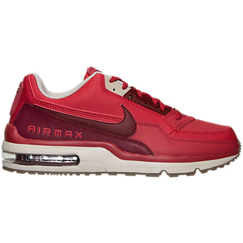 Nike Air Max LTD 3 Gym Red Team Red String (810880-660)