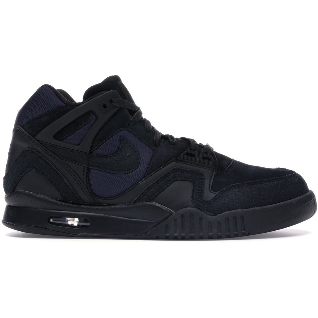 Air Tech Challenge II Black/Obsidian