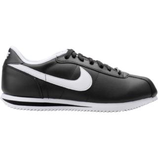 Nike Classic Cortez Basic Leather Black White