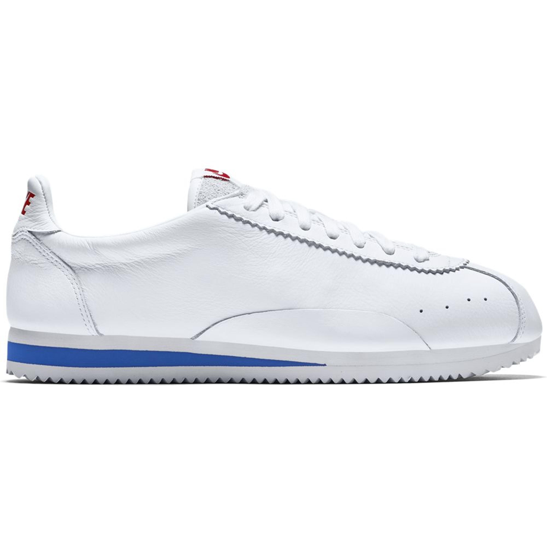 Nike Classic Cortez Swooshless White (807480-103)
