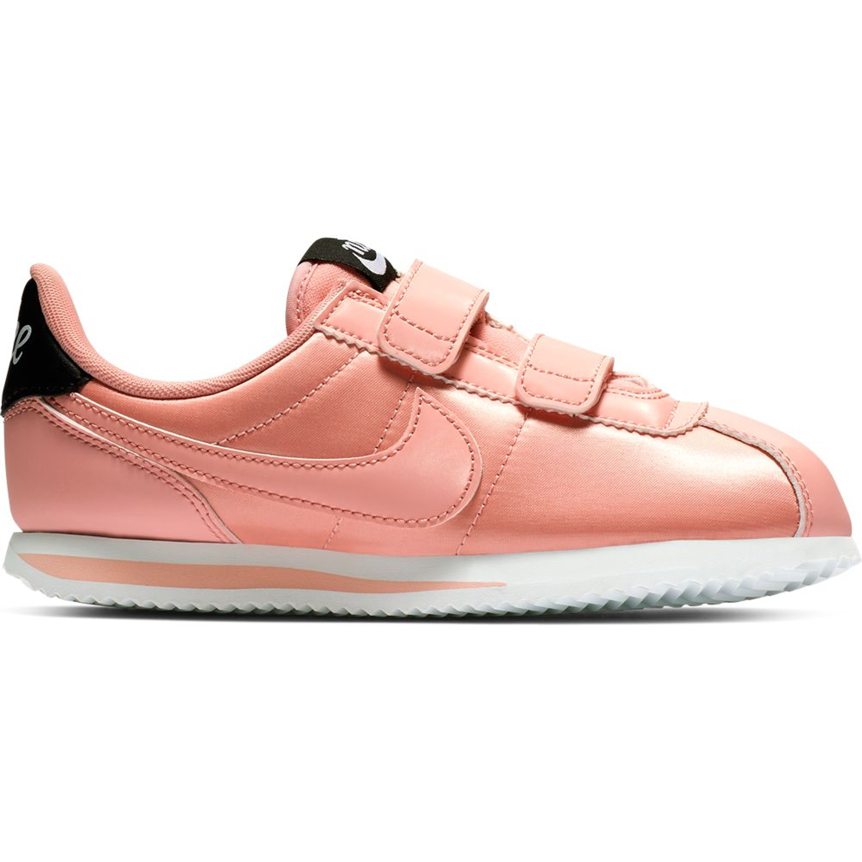 Nike Cortez Basic Valentines Day 2019 Bleached Coral (PS) (BQ7099-600)