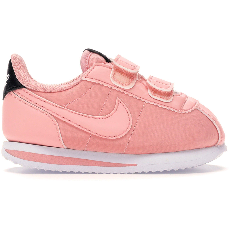 Nike Cortez Basic Valentines Day 2019 Bleached Coral (TD) (BQ7100-600)