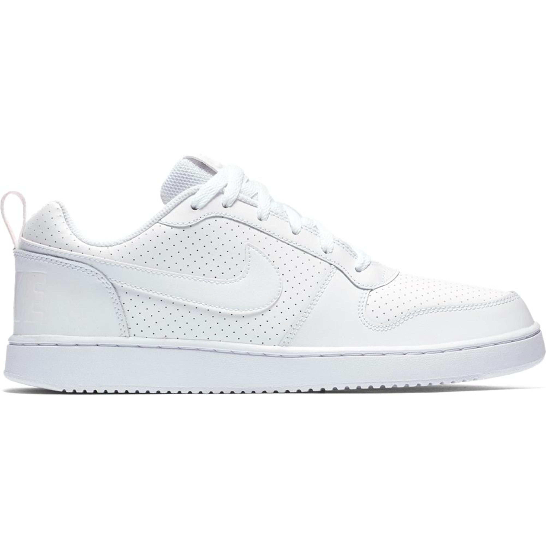 Nike Court Borough Low Triple White (838937-111)