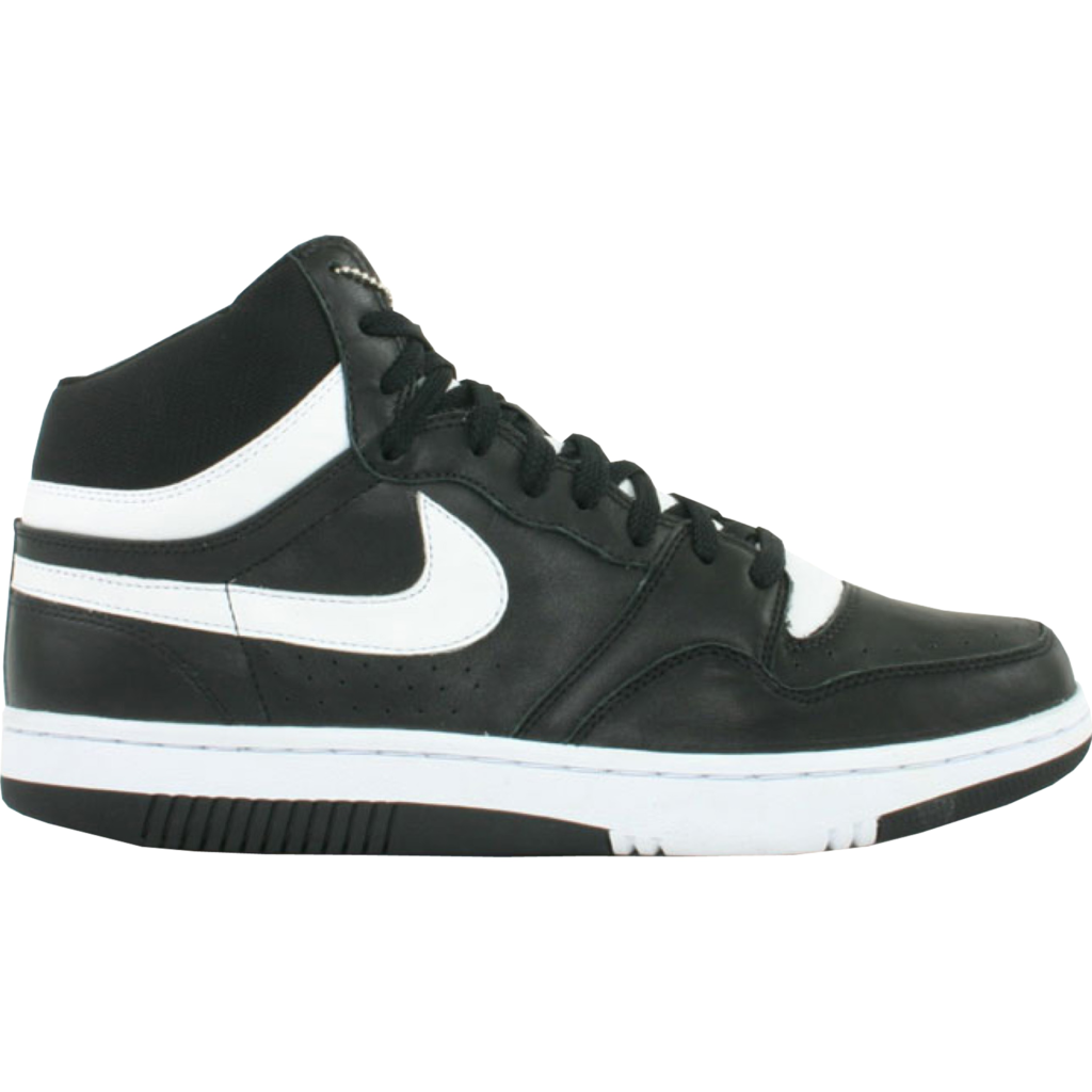 Nike Court Force High HTM Black