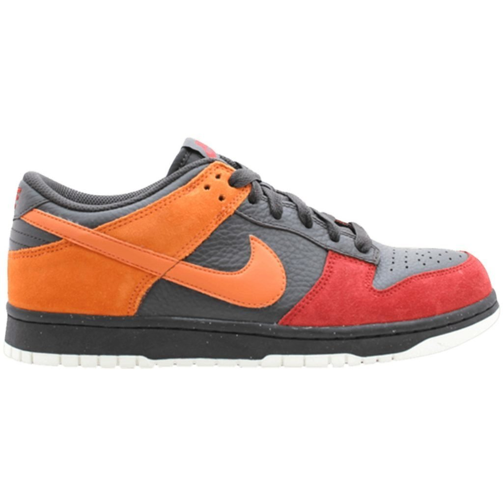 Nike Dunk Low Cl Tar Orange