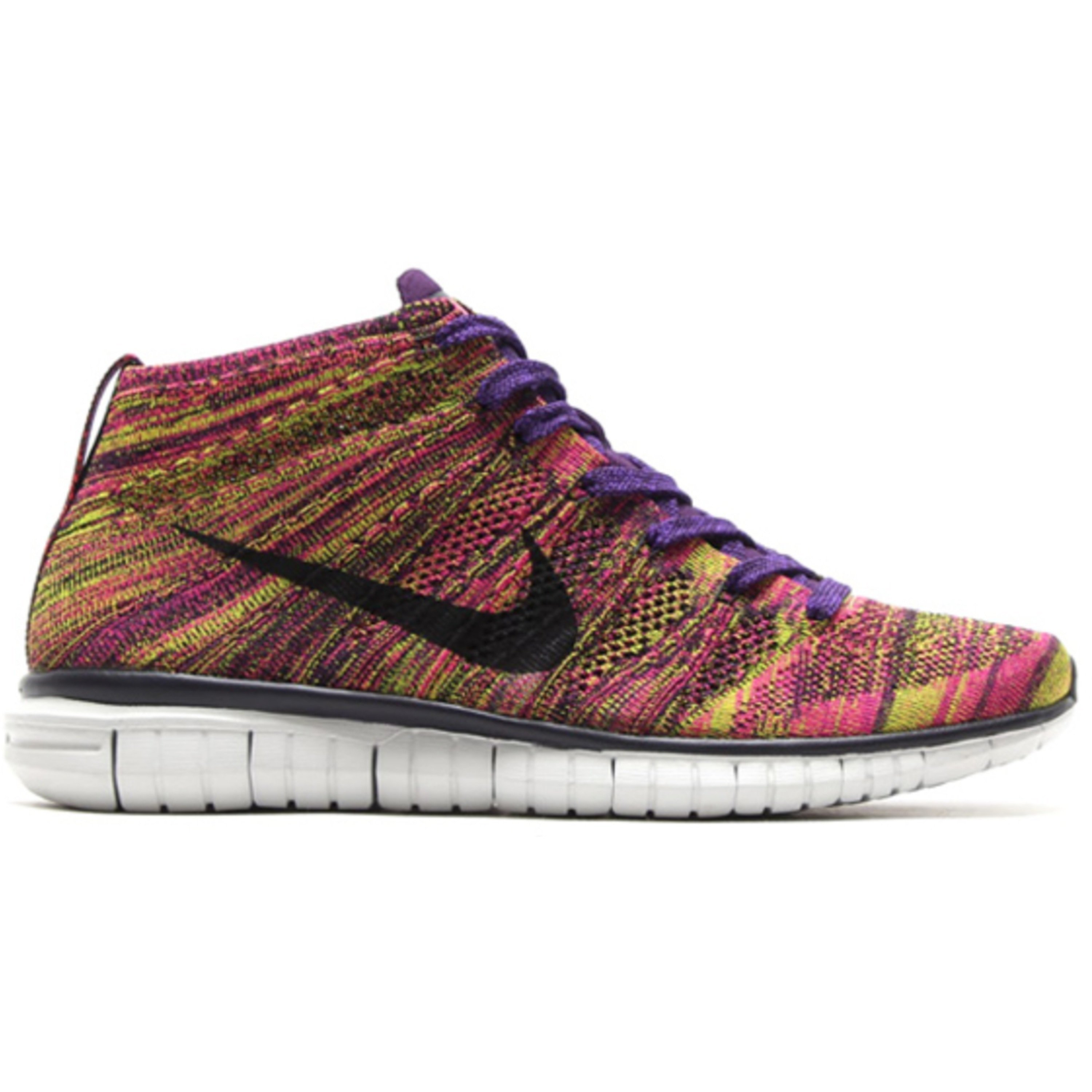 Nike Flyknit Chukka Grand Purple (639700-501)