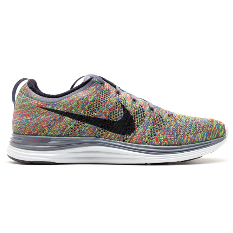 Nike Flyknit Lunar 1 Multi-Color (554887-004)