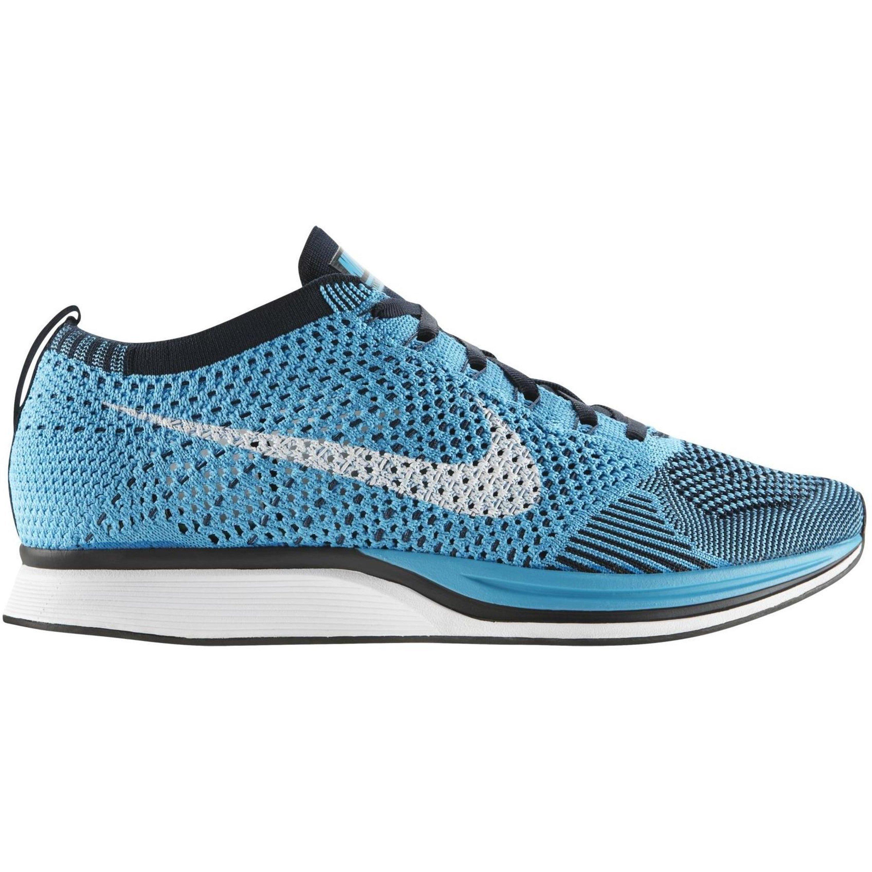 Nike Flyknit Racer Chlorine Blue (526628-414)
