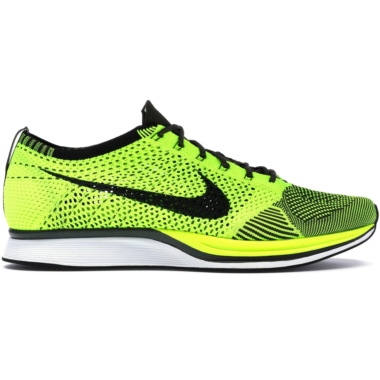 Nike Flyknit Racer Volt (2013) (526628-721)