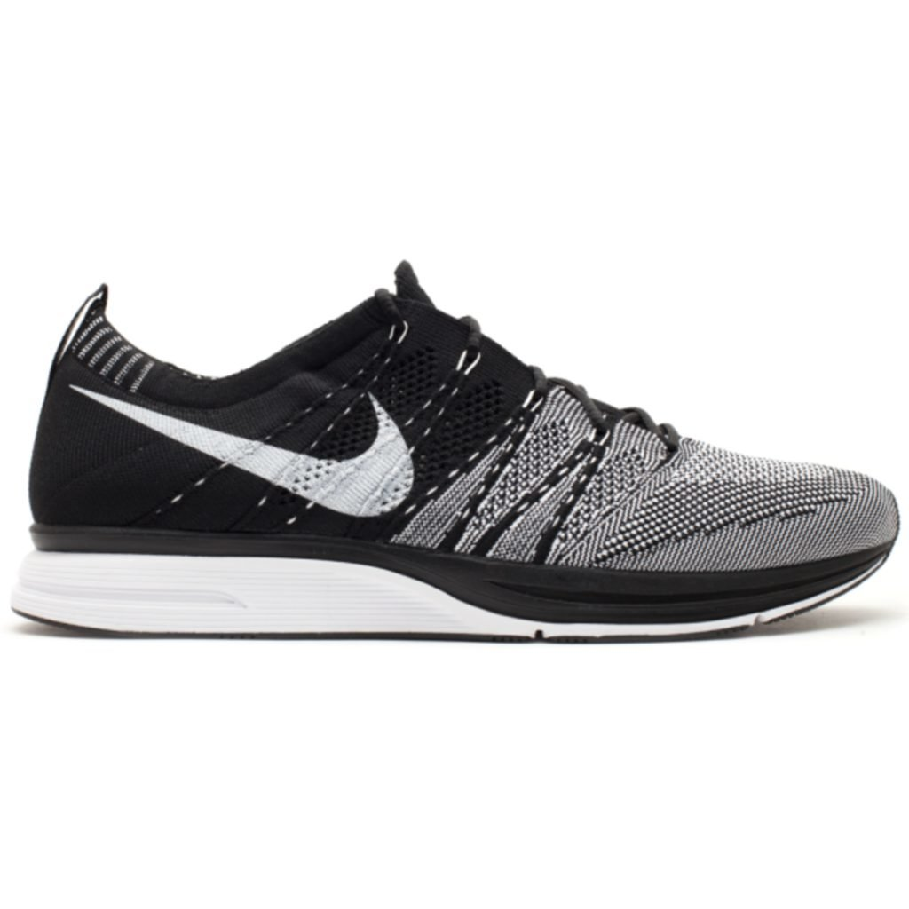 Nike Flynit Trainer+ Black White