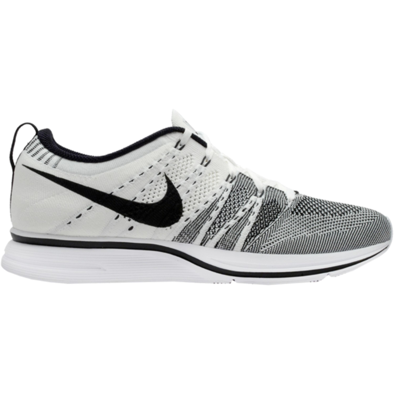 Nike Flyknit Trainer White Black (2012) (532984-100)