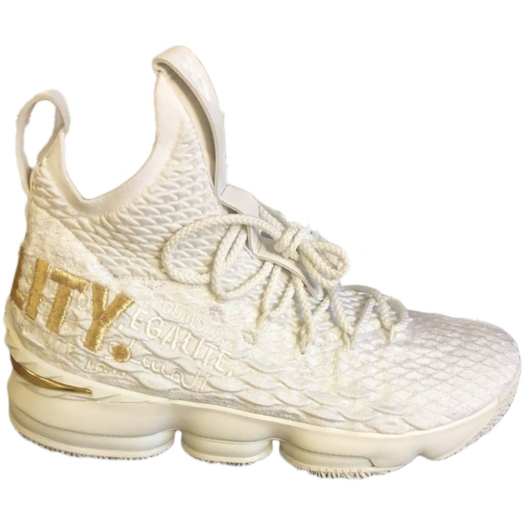 LeBron 15 Equality (White)