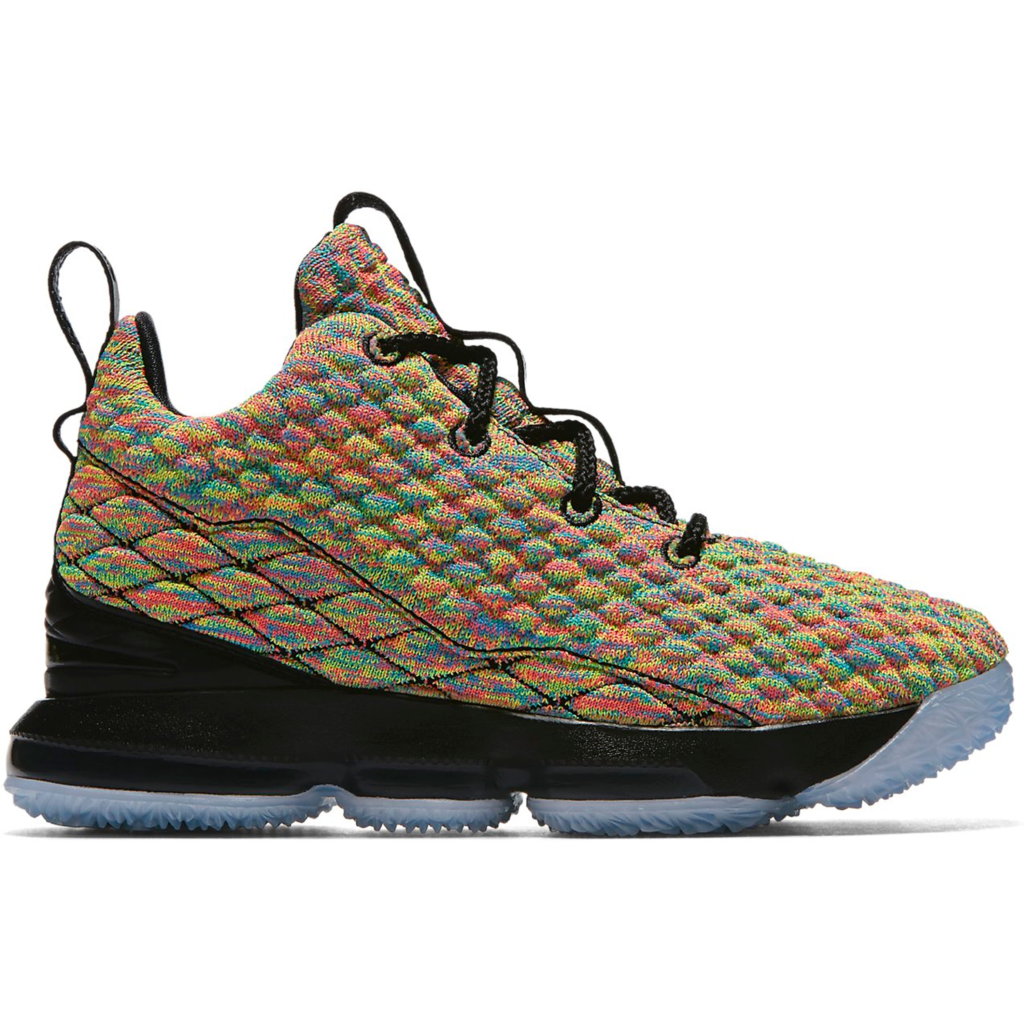 LeBron 15 Multi-Color (PS)
