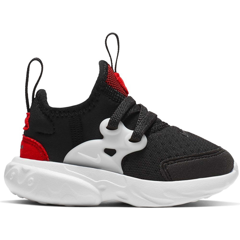 Nike React Presto Black Phantom Red (TD) (BQ4004-003)