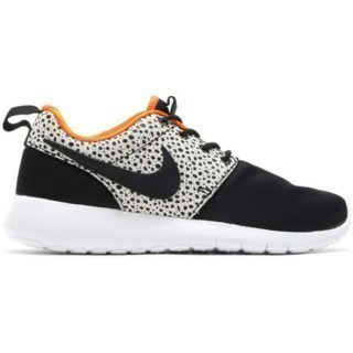 Nike Roshe Run Black Safari (GS)