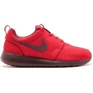 Nike Roshe Run Gym Red Burgundy